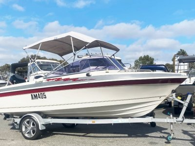 Allison Fisherman 179 Bowrider GREAT FOR THE FAMILY AND FISHING