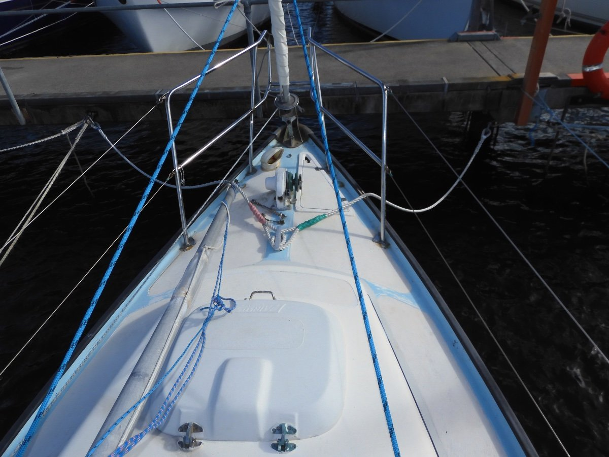 Clansman 30 CAPABLE OFFSHORE CLASSIC CRUISER, MANY UPGRADES!