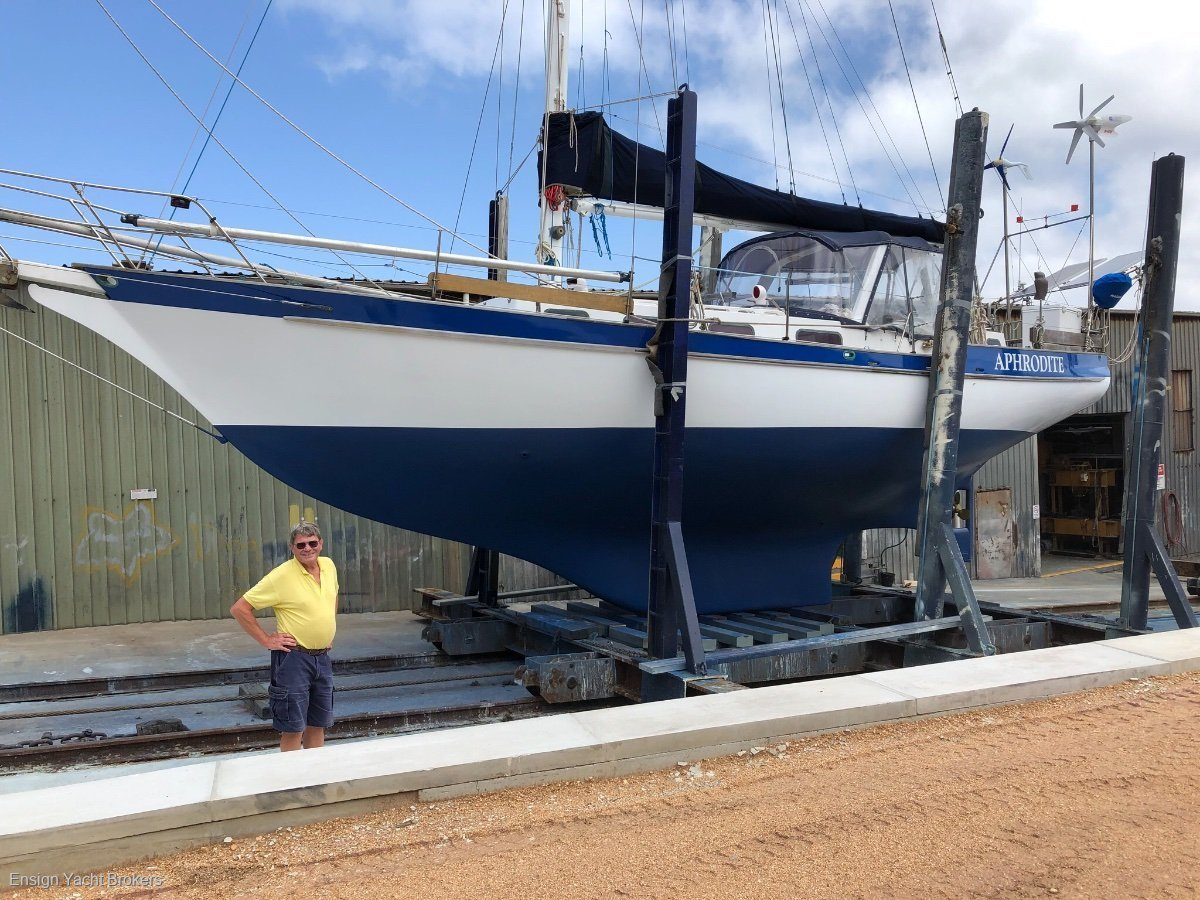 Terry Wells Blue Water 41