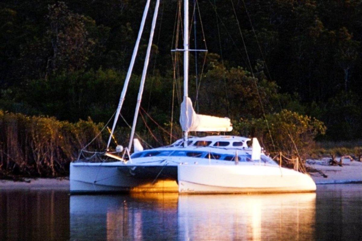 Arber 38 Catamaran