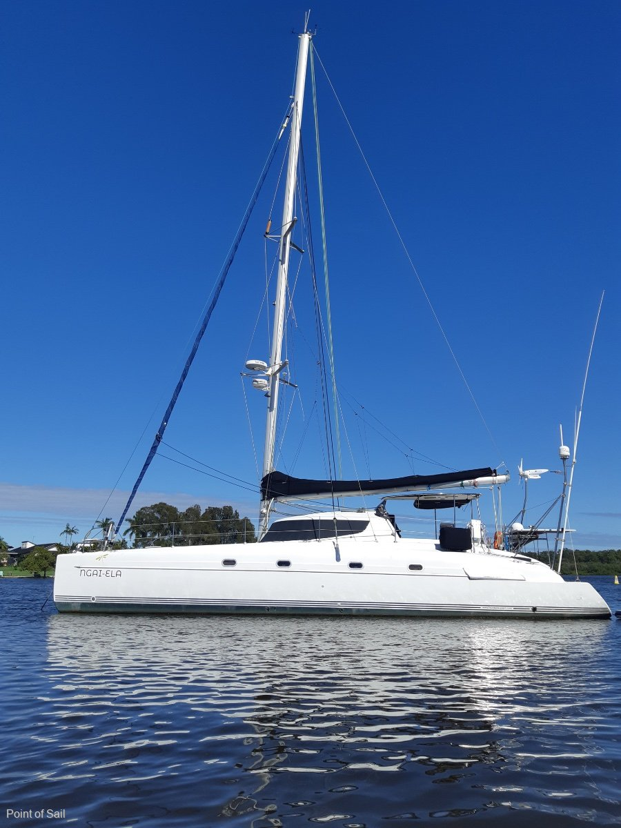 Fountaine Pajot Bahia 46 OWNERS VERSION -GALLEY UP