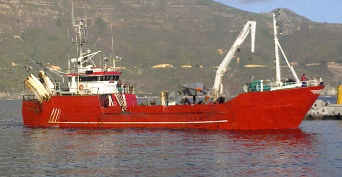 36.8m 60 ton Fishing Vessel