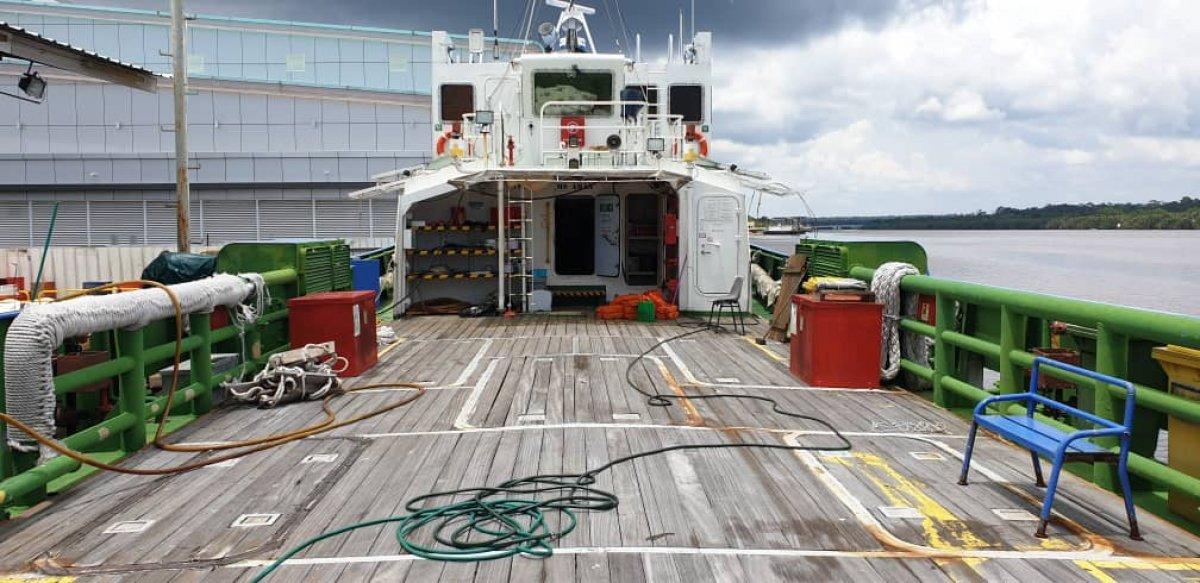 35m Fast Crew Boat
