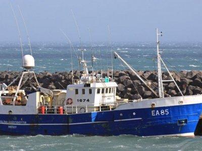 26m Fishing Trawler