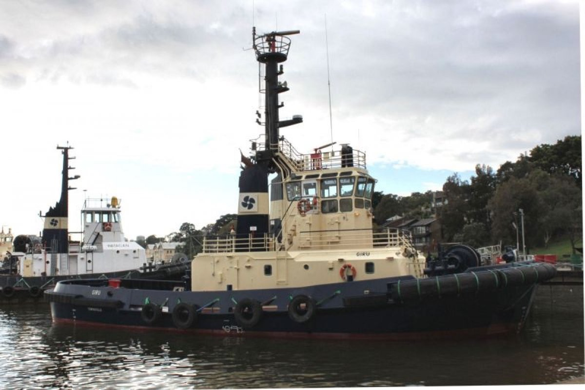 29.42m ASD Tug
