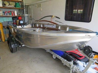 Sea Jay 3.50 Nomad