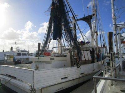 TS450 - Timber 15.9m East Coast Trawler