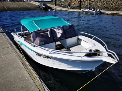 Quintrex 500 Freedom Sport 1998 Bow Rider