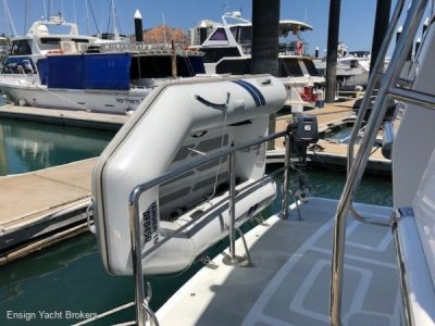 Swift Marine 2.5m Alloy Hull, Inflatable Tender