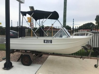 Clark Boat 1978