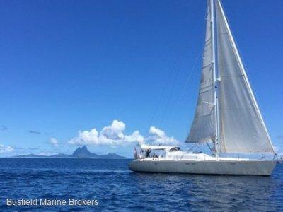 Atlas 47 Fast Offshore Cruising Yacht