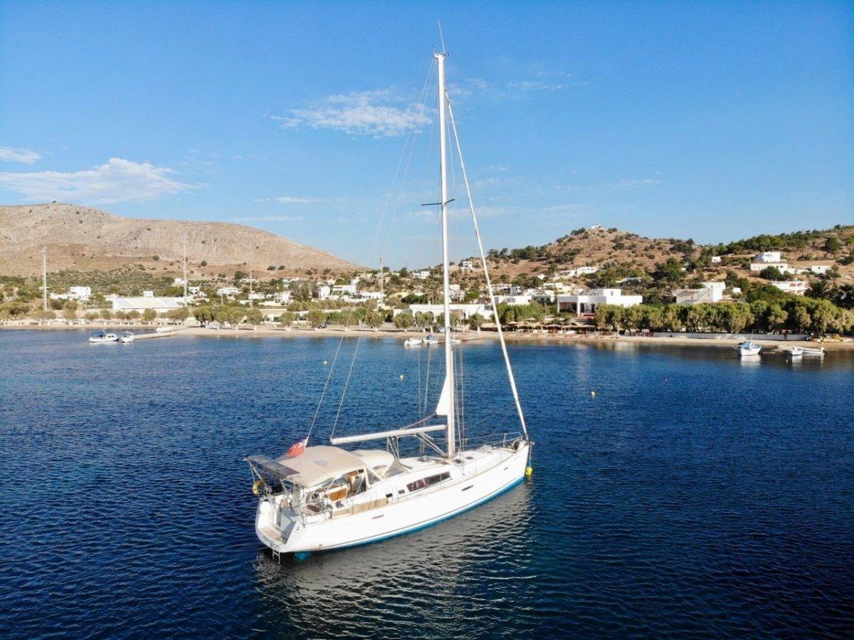 Beneteau Oceanis 46 - Quarter Share - Greece, Croatia, Turkey
