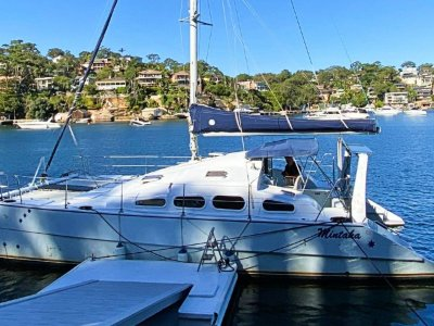 Simpson 35 Wildside Catamaran