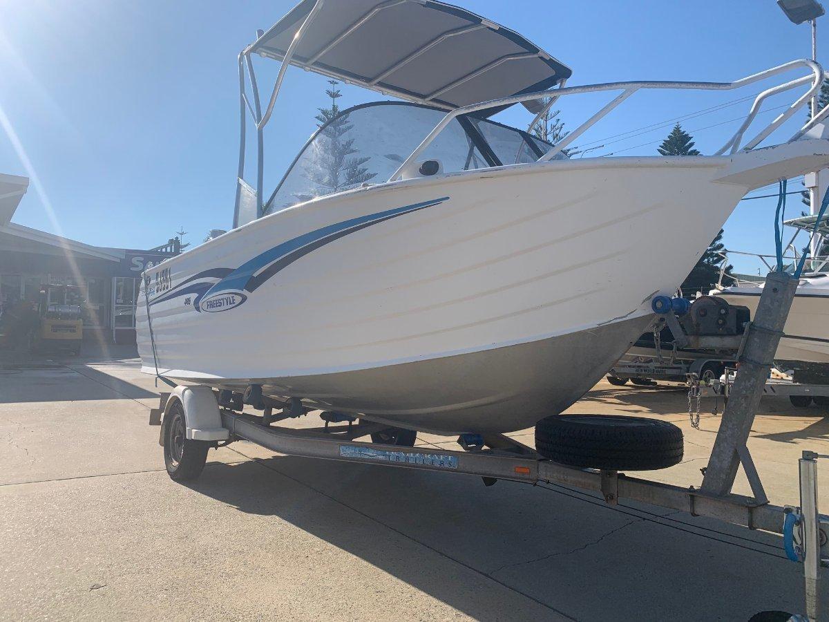 Trailcraft 485 Freestyle