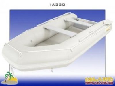 Island Inflatables Island Airdeck 330 IN-STOCK NOW!!