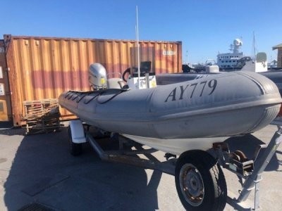 Avon 5.40 Inflatable Searider Hull