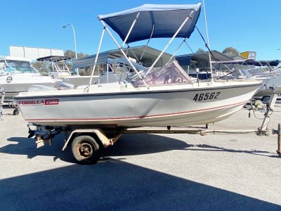 Fraser 500 Runabout GREAT FOR THE FAMILY AND FISHING
