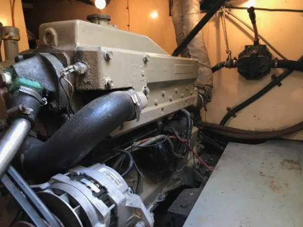 Carey Motor Sailer