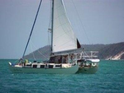 Wharram Pahi 42 Launched 2012 - proven ocean sailing vessel