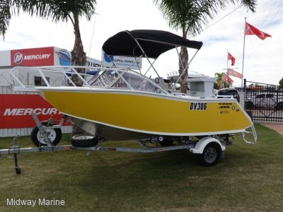 Goldstar 480 Runabout (Re-powered in 2014)