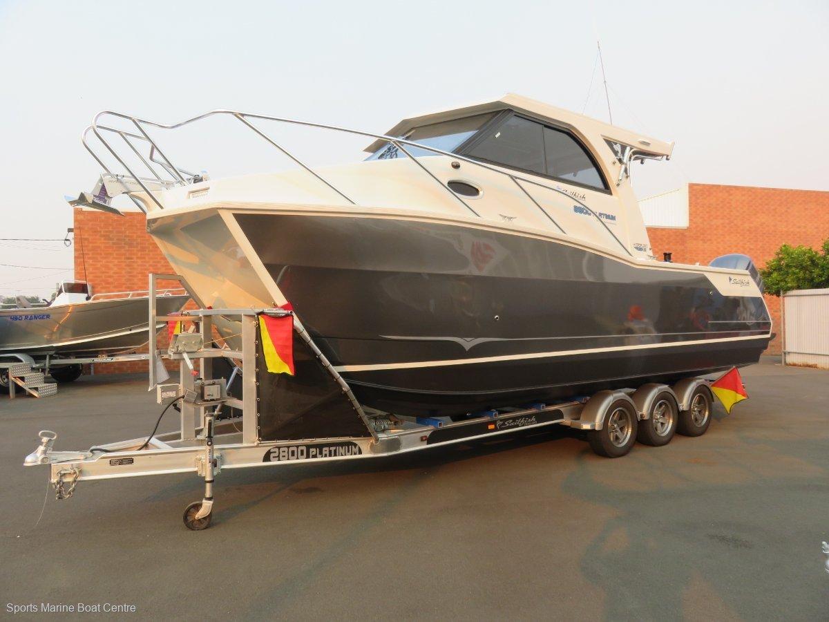 Sailfish 2800 Platinum
