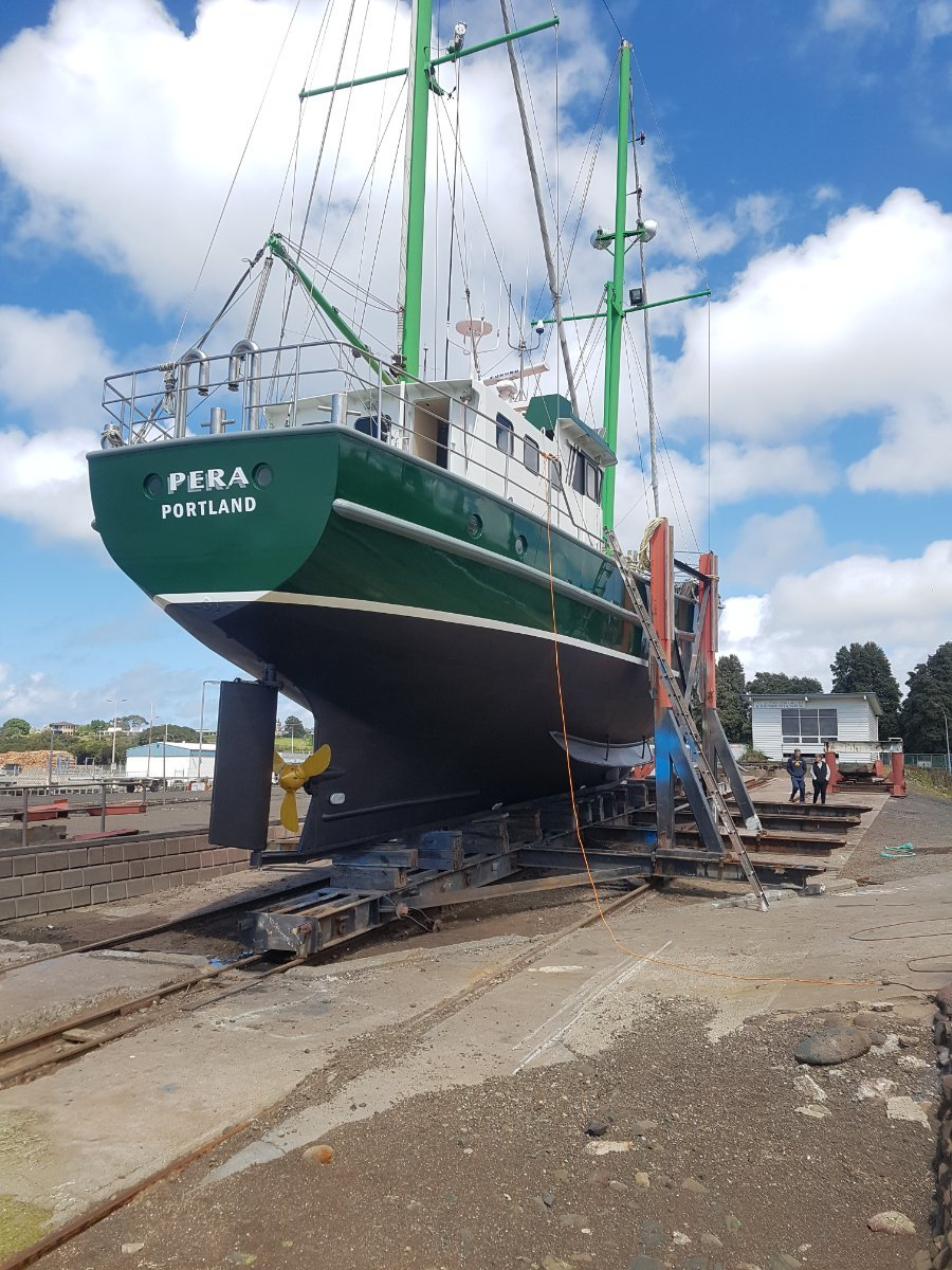 Commercial Displacement Trawler