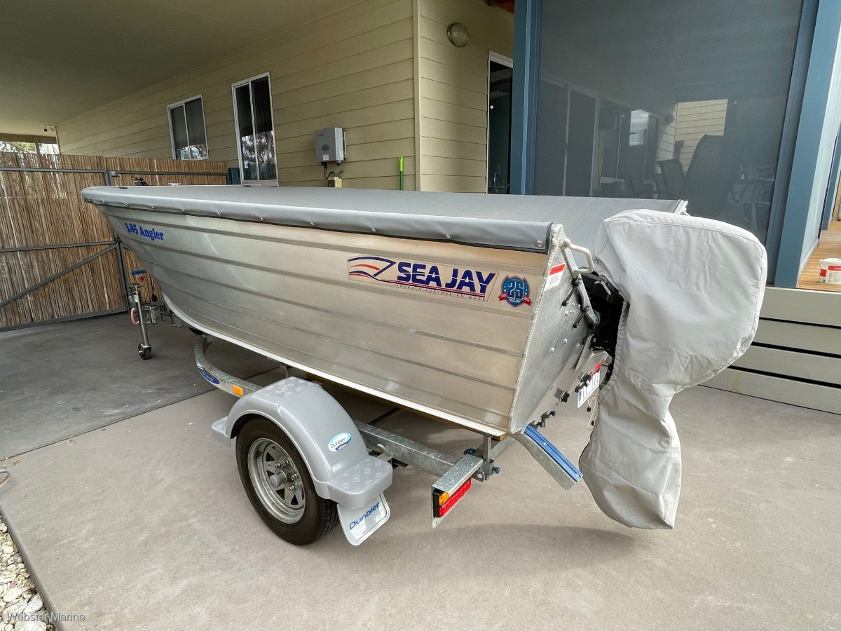 Sea Jay 3.85 Angler