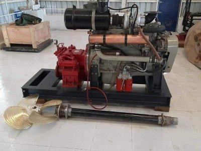 Selling Marine engine Cummins 6BT5.9