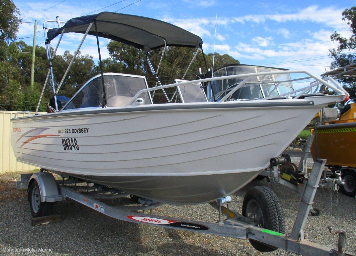 Bermuda 540 Sea Odyssey EXCEPTIONAL CONDITION!!