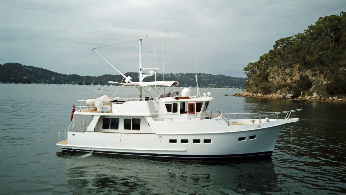 Selene 48 Ocean Trawler Adagio