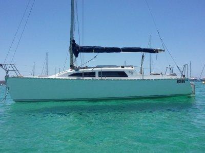 Beale 850 Trailerable yacht