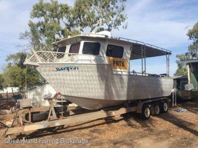 Custom 7.6m Line Fishing Vessel