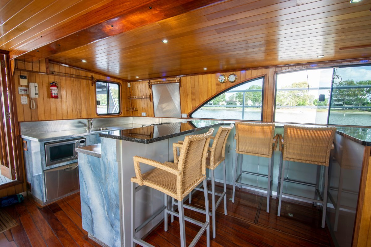 Turncraft 63 Catamaran with extensive custom fit out