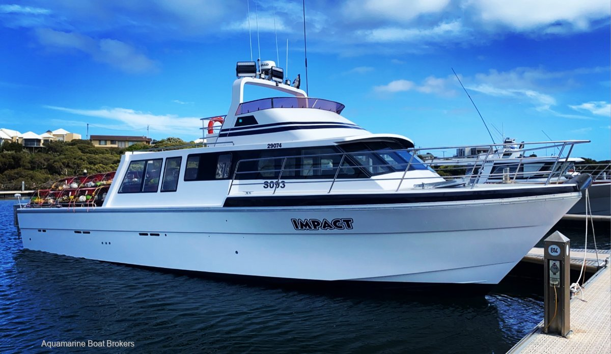 Westcoaster 53 Immaculately Presented Vessel