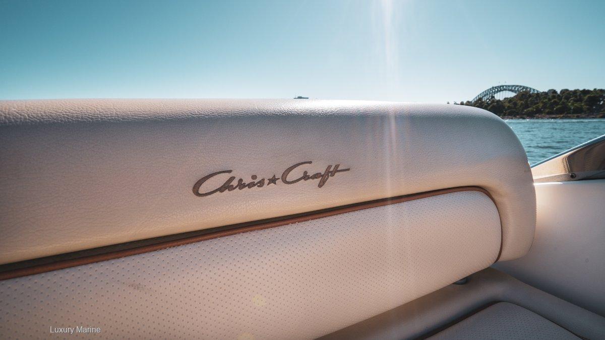 Chris Craft Corsair 33 Heritage Edition
