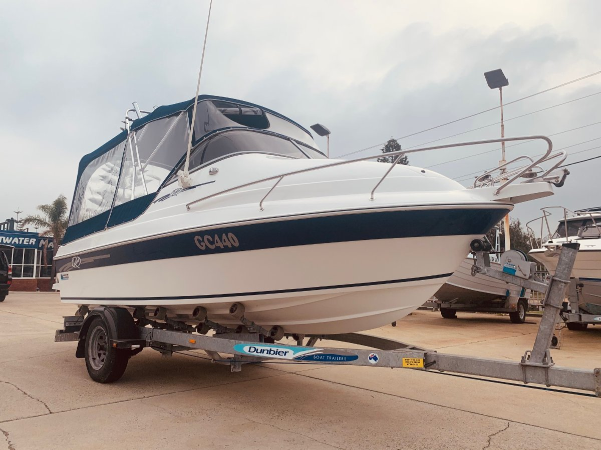 Revival 525 Runabout Std
