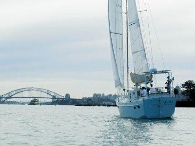 Brewer Alaska 43 Custom Offshore Yacht