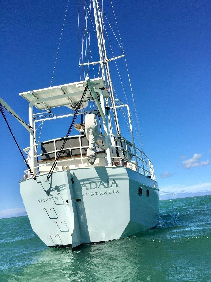 Brewer Alaska 43 Custom Offshore Steel Yacht