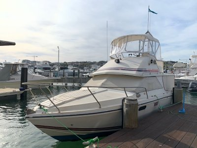 Leeder 28 Flybridge Recently serviced and anti-fouled