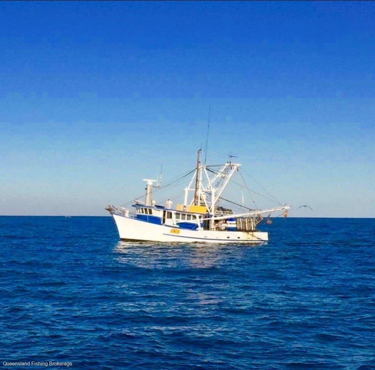 14.9m Timber Trawler