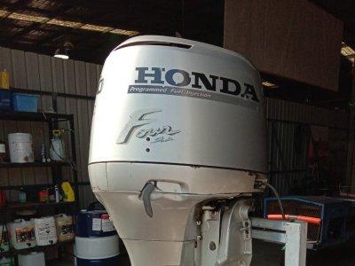 1999 Honda BF130 4 stroke outboard