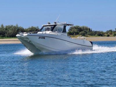 X-Boat Sports Fisher 28 Catamaran Offshore Fishing Hydro Foil Technology