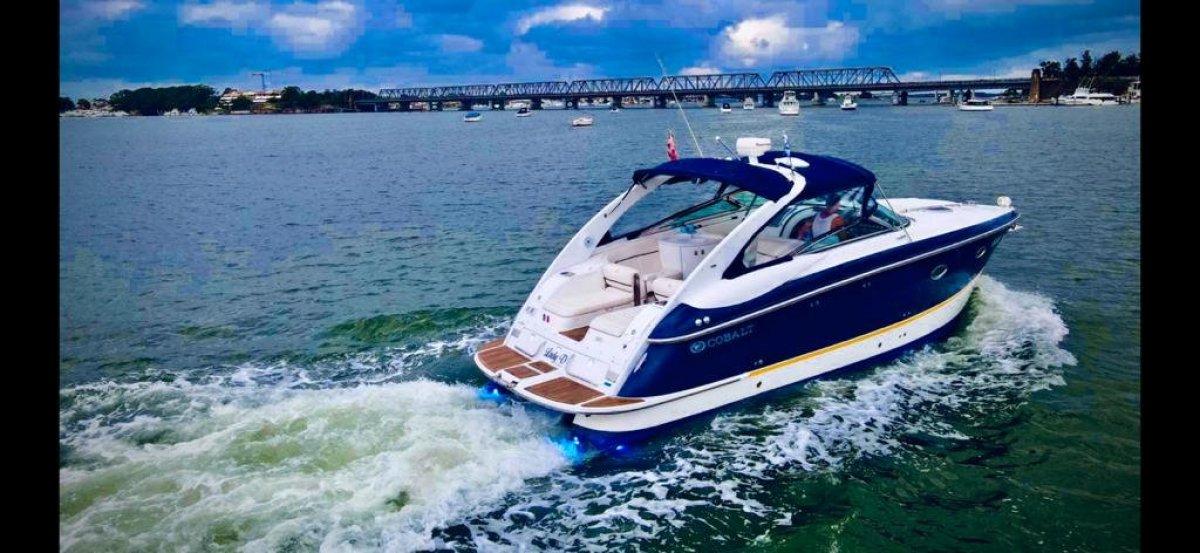 Cobalt 360 Performance Cruiser