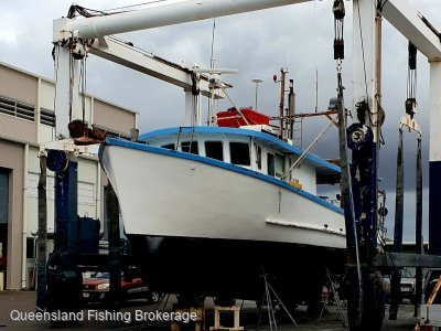13.7m Fiberglass Line Fishing Package