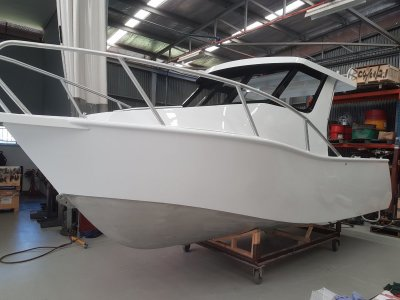 Pro Plate Boats 6.5 Hard Top