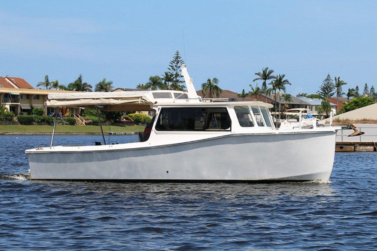 Norman Wright Bay Cruiser 24'