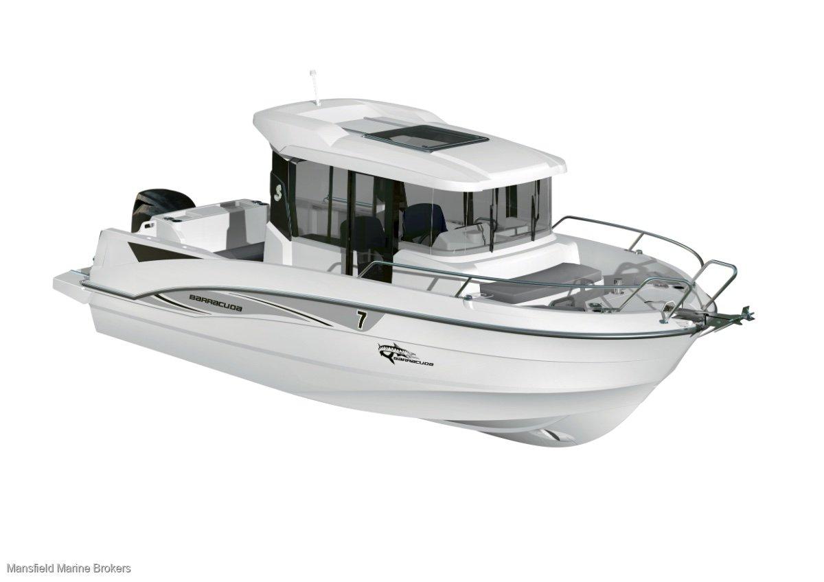Beneteau Barracuda 7 OB S2 Less than demo hrs!