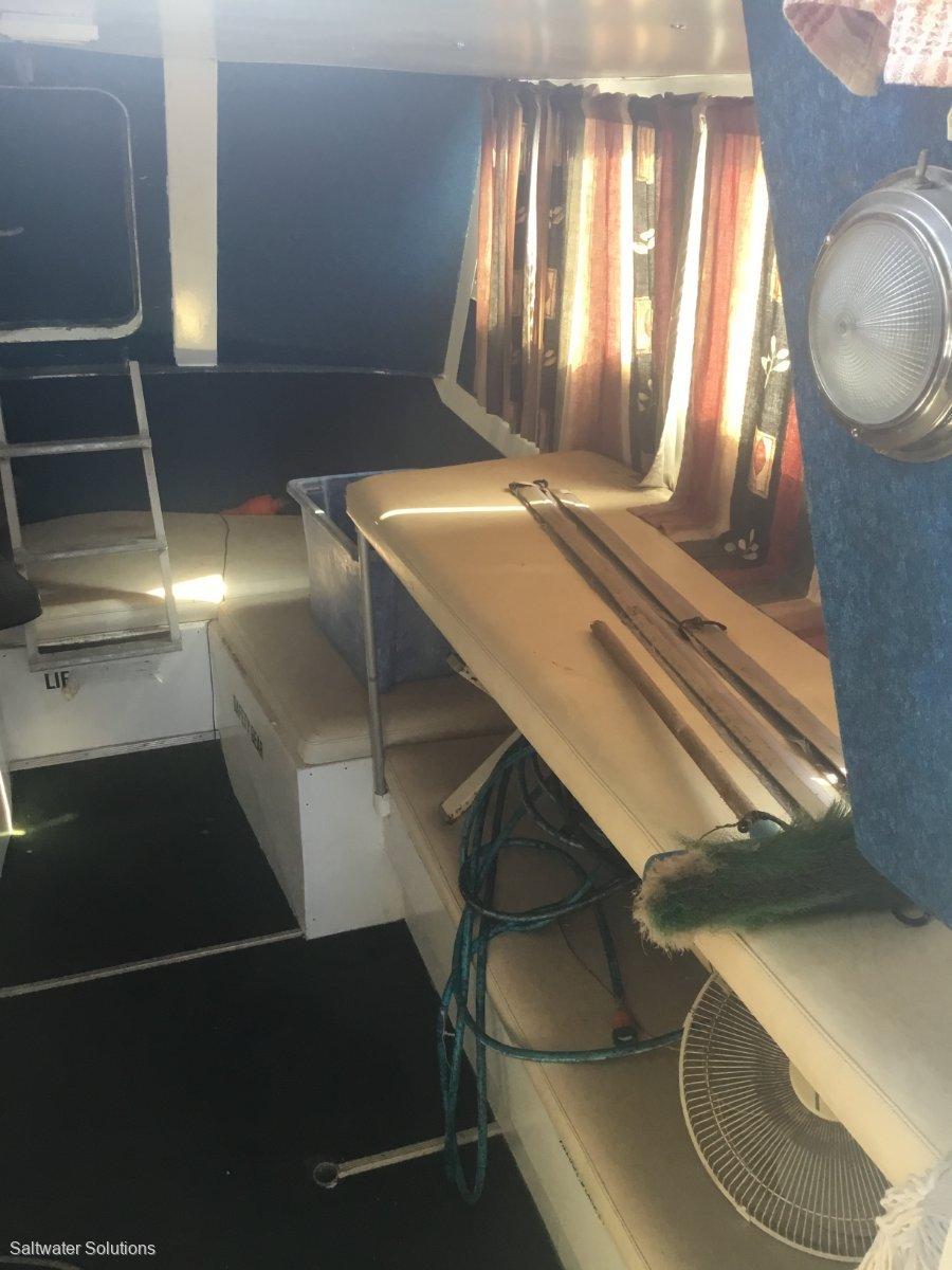 30Ft Houseboat