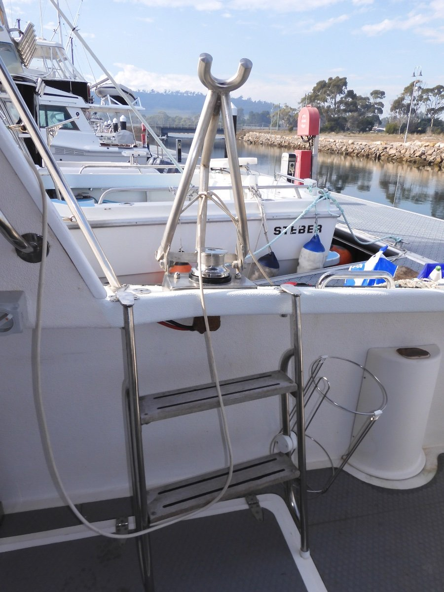 Jarkan 10.8 Power Catamaran EXCELLENT CONDITION, VERY WELL EQUIPPED!
