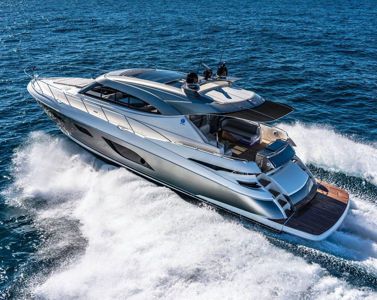 Riviera 6000 Sport Yacht Platinum Edition AVAILABLE FOR DELIVERY VERY SOON